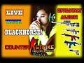 🔴CS:GO LIVE STREAM WITH BLACKHORSE! : Giveaway alert: 4 DAYS TO GO🎊🎉  #44