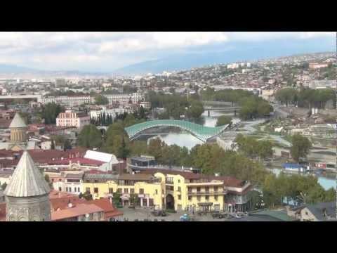 Tbilisi, Georgia. (HD)