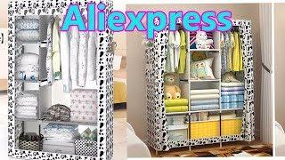 Шафа з AliExpress . Тканинний шафа з Китаю.