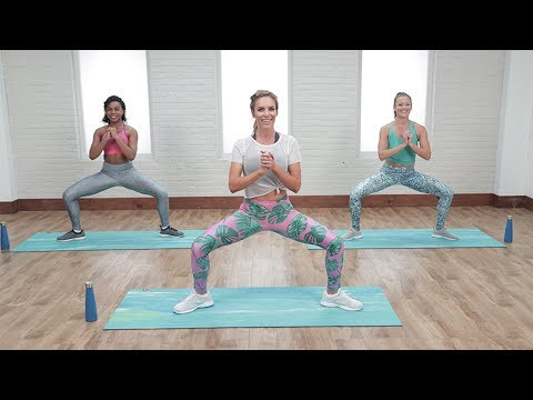 Download Youtube: 30-Minute Abs & Booty-Toning Workout | Class FitSugar