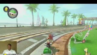 Mario Kart 8 Deluxe Gameplay - Road to 8000 Rank