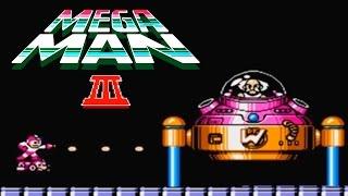 Mega Man 3: прохождение Megaman 3 (NES, Famicom, Dendy)