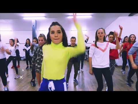Albane Danse Chez IDC Le 13 Janvier 2019 - Le Clip De La Journée