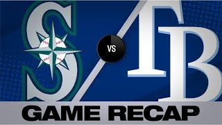 Seager, Murphy power Mariners past Rays | Mariners-Rays Game Highlights 8/20/19