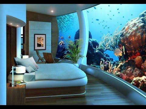 Hotels Under Sea Incredible Underwater Structures Built in Ocean