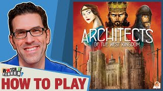 YouTube video Architects Of The West Kingdom - How To Play