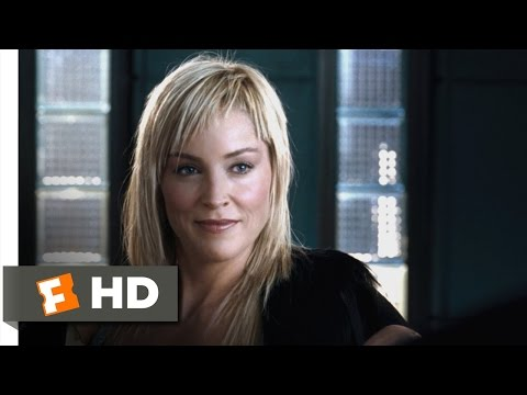 Basic Instinct 2 (2/11) Movie CLIP - Come Again? (2006) HD