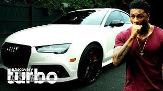 Jugador de Tampa Bay Buccaneers recibe súper auto | Autos únicos con Will Castro | Discovery Turbo