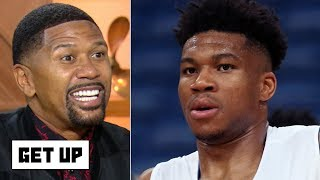Giannis not talking about his supermax contract is a bad sign for the Bucks - Jalen Rose | Get Up