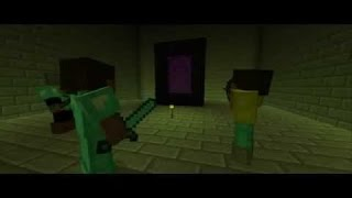 Ya Kaç Ya Öl (MineCraft Türk Filmi) Bölüm-1