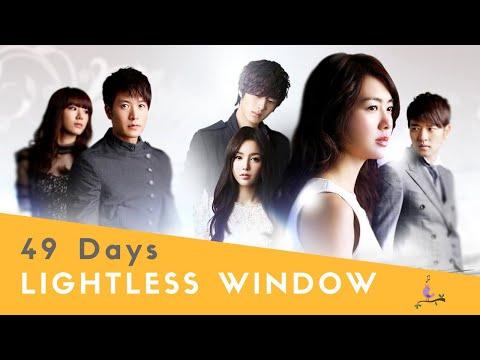 Lightless Window with lyrics (49 Days OST)