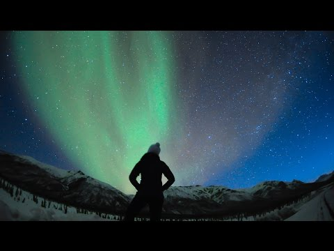 Alaska Northern Lights Tour with  Wild Alaska Travel