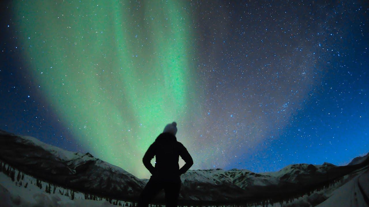 Alaska Northern Lights Tour With Wild Alaska Travel