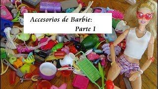 Abriendo Bolsitas con Laurita (Accesorios para Barbie 7/17)   Parte 1 thumbnail