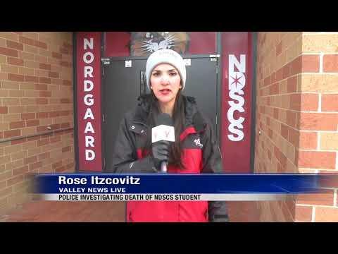 News NDSCS student found dead
