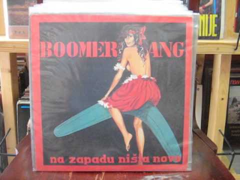 """Rare records from ex-Yugoslavia for sale at """"Vintage Shop"""" record store"""