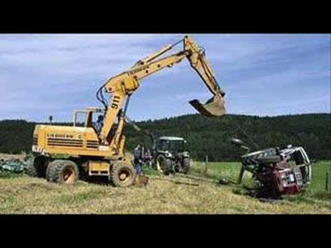 Tractores atascados:claas,fendt,ford,John deere,newholland Travel Video