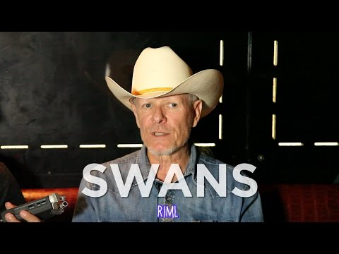 SWANS on Records In My Life (2016 interview)