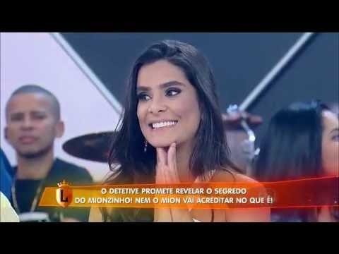 """Segredo de Mionzinho é revelado e ele """"sensualiza"""" no pole dance"""
