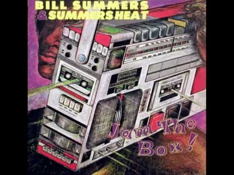 Bill Summers & Summers Heat  Dreaming