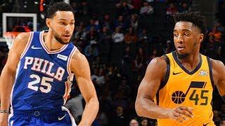 Utah Jazz Vs Philadelphia 76ers Full Game Highlights | December 2, 2019-20 Nba Season