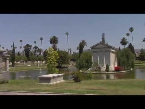 Mickey Rooney's Grave