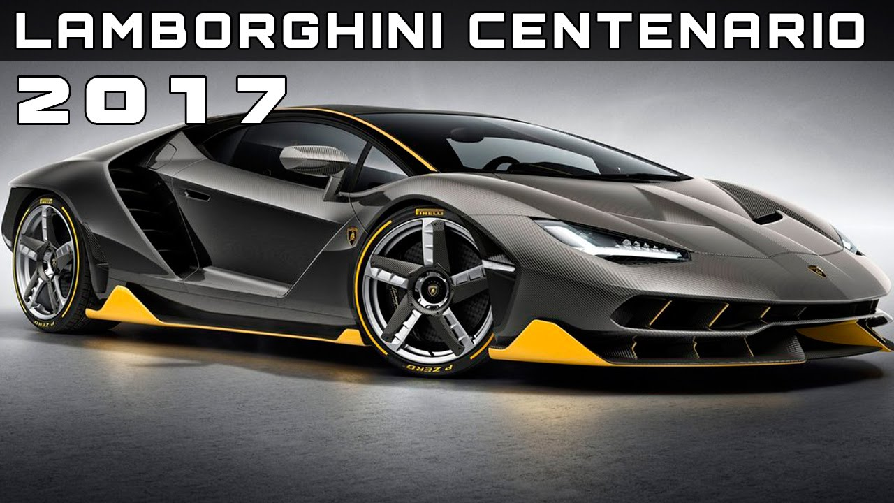 Lamborghini Price 2017 >> 2017 Lamborghini Centenario Review Rendered Price Specs Release Date
