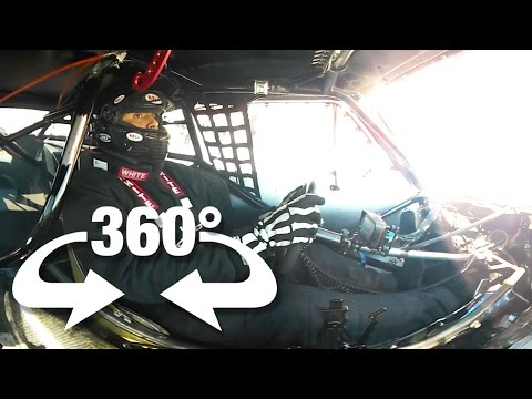 Ride With The Chief in Mega Race Virtual Reality! (360 Video)