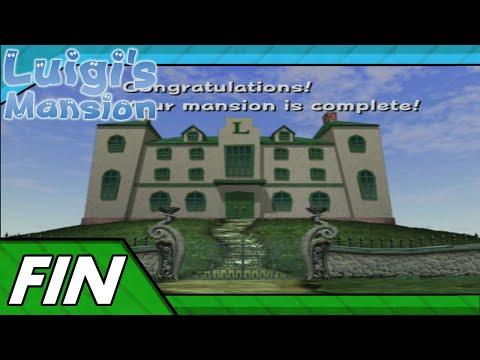 Luigi's Mansion Episode 5: Enjoy the Non-Canon Ending