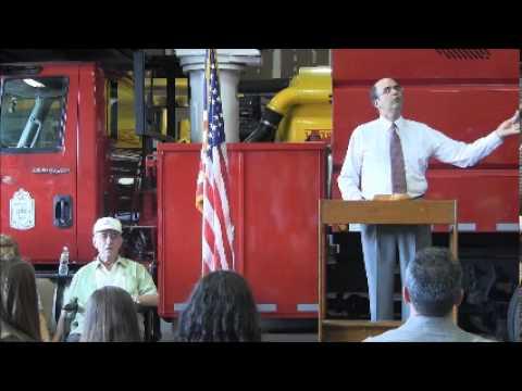 Jose Alvarez DPW Dedication Leonia, NJ