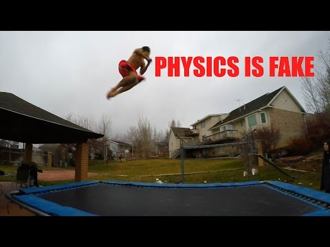 LITERALLY BREAKING the LAWS OF PHYSICS!!!!