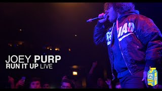Joey Purp - Run It Up (Live Performance)