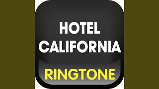 Hotel California Ringtone