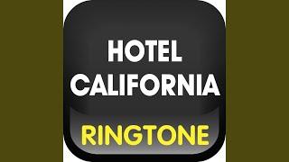 hotel california guitar riff ringtone
