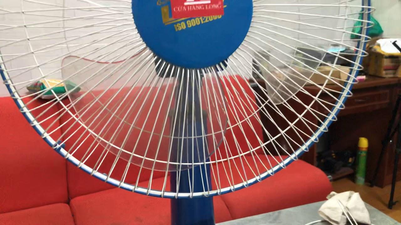 Quạt dùng pin Makita 14,4-18v động cơ Brushless nidex dùng liên tục 24/24 ko nóng