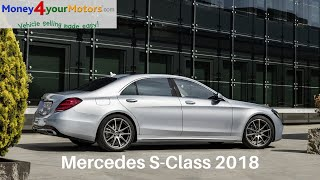 Mercedes-Benz S-Class 2018 Road Test and Review