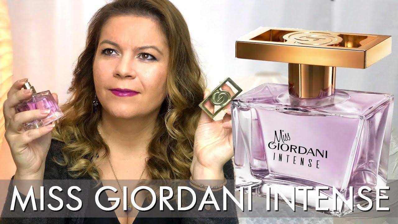 Miss Giordani Intense парфюмерная вода мисс джордани интенс 34160