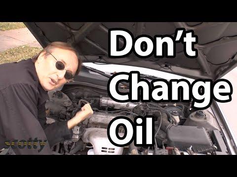 Apa Yang Terjadi Jika Anda Tidak Mengubah Minyak Mesin Di Mobil Anda?