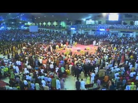 Bishop David Oyedepo-Divine Favor Banquet-5 Live Services