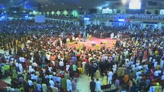 Bishop David Oyedepo-Divine Favor Banquet-5 Services Live