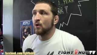 "Jason ""Mayhem"" Miller: ""I lost this last fight and it made me so damn hungry!"""