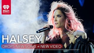Halsey Drops New Song & Music Video For
