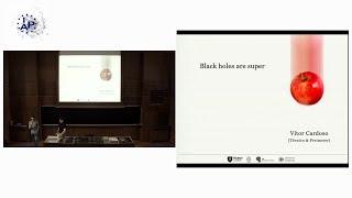 Super black holes