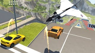 High Speed Jumps&Crashes #26 - BeamNG Drive