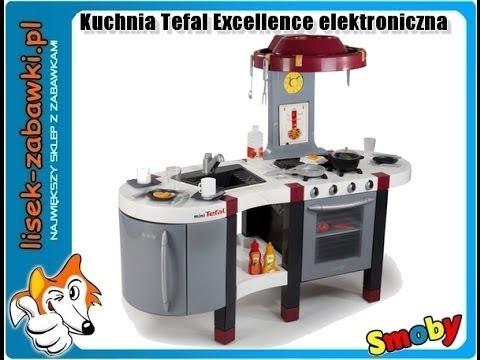 küche smoby tefal excellence spielzeug für kinder - youtube