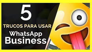 🔴 Cómo USAR WhatsApp Business para hacer MARKETING en Empresas y VENDER