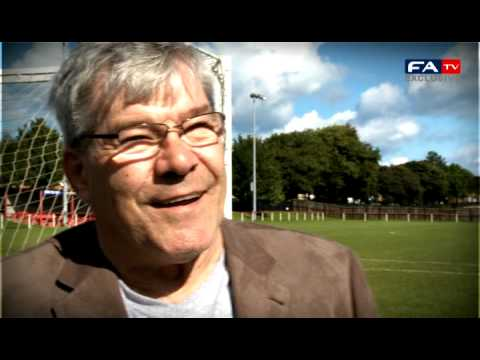 Record for most goals in a game - Malcolm McDonald on David Platt & Gary Lineker | FATV
