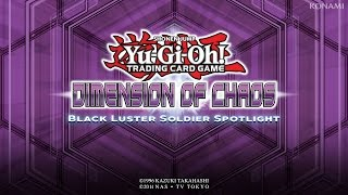Dimension of Chaos: Black Luster Soldier Spotlight