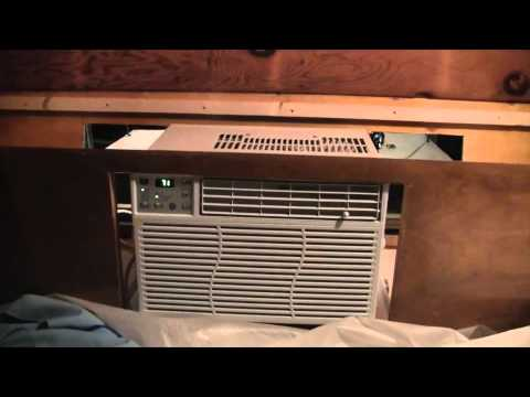 Vintage Camper Restoration Air Conditioner Youtube