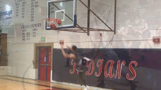 Highlights: District 5 all-star basketball games